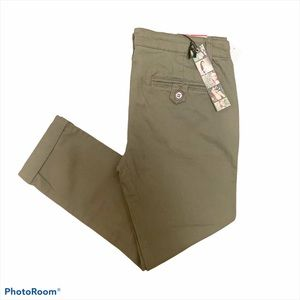 Freestyle Revolution Chino Cropped Skinny Pants